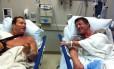 Schwarzenegger e Stallone