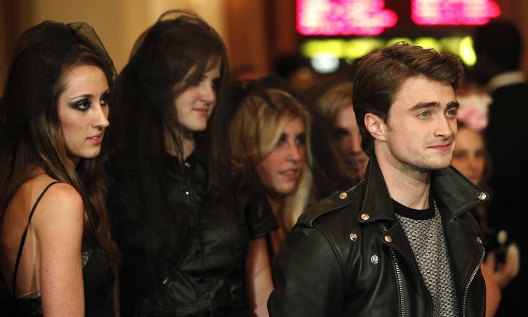 """Daniel Radcliffe: """"Perseguiria Katy Perry. Não como um grande fã, mas num contexto puramente sexual"""" Foto: Reuters"""