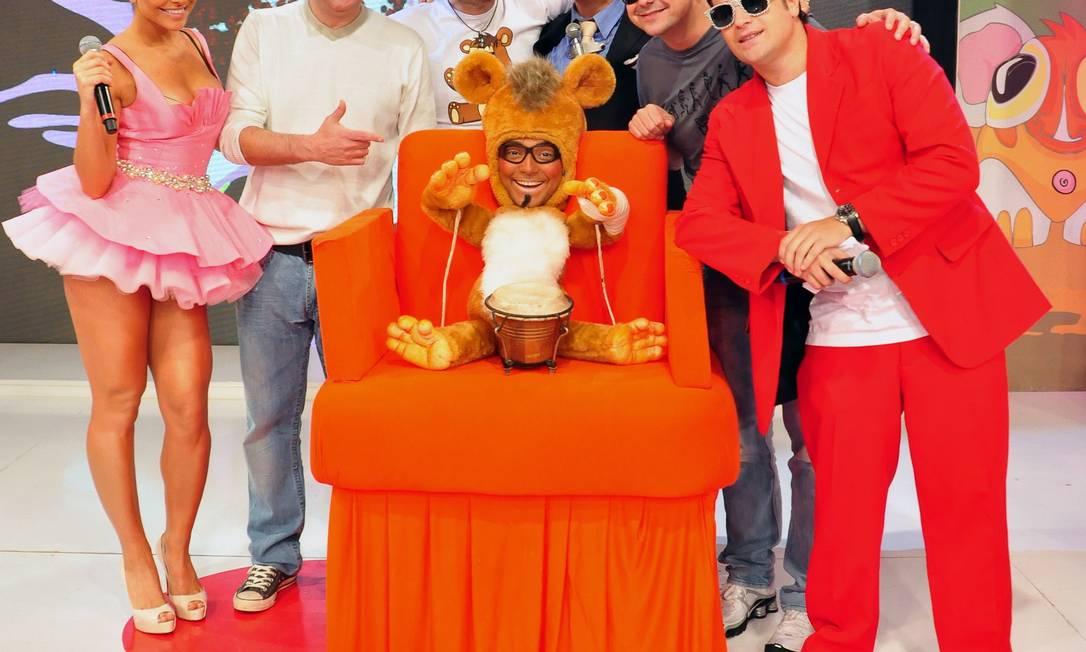 """A galera do """"Pânico na TV"""", agora na Band Foto: RedeTV!/ Wayne Camargo"""