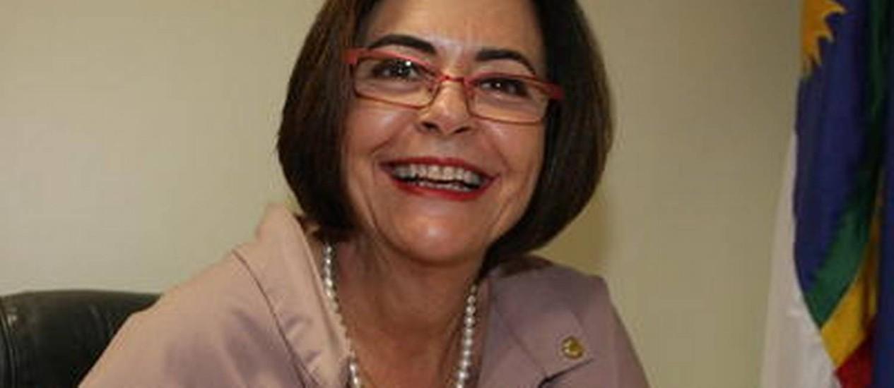 A ministra do TCU, Ana Arraes Foto: Aílton de Freitas / O Globo