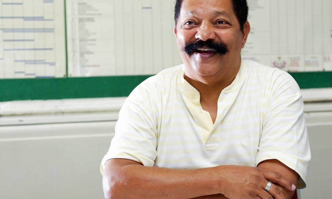 Max Lopes em foto de arquivo Foto: Fabio Rossi - 2005 / O Globo