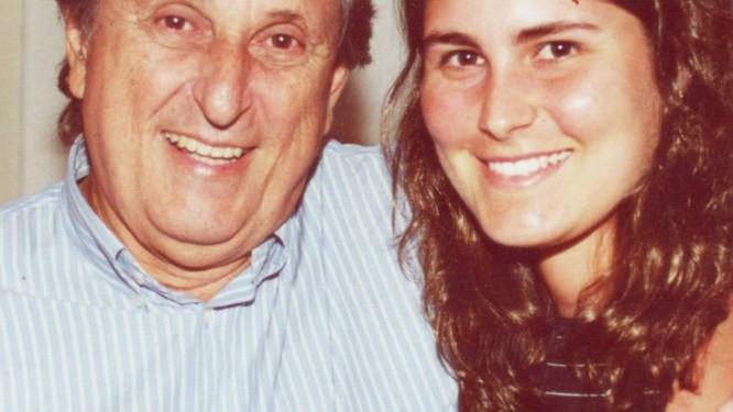 Armando Pittigliani e sua filha Renata Pittigliani Foto: Divulgação