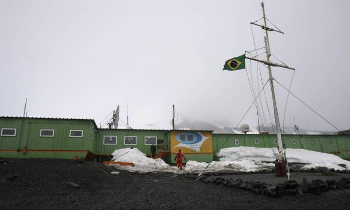 Estação Antártica Comandante Ferraz (EACF) Reuters