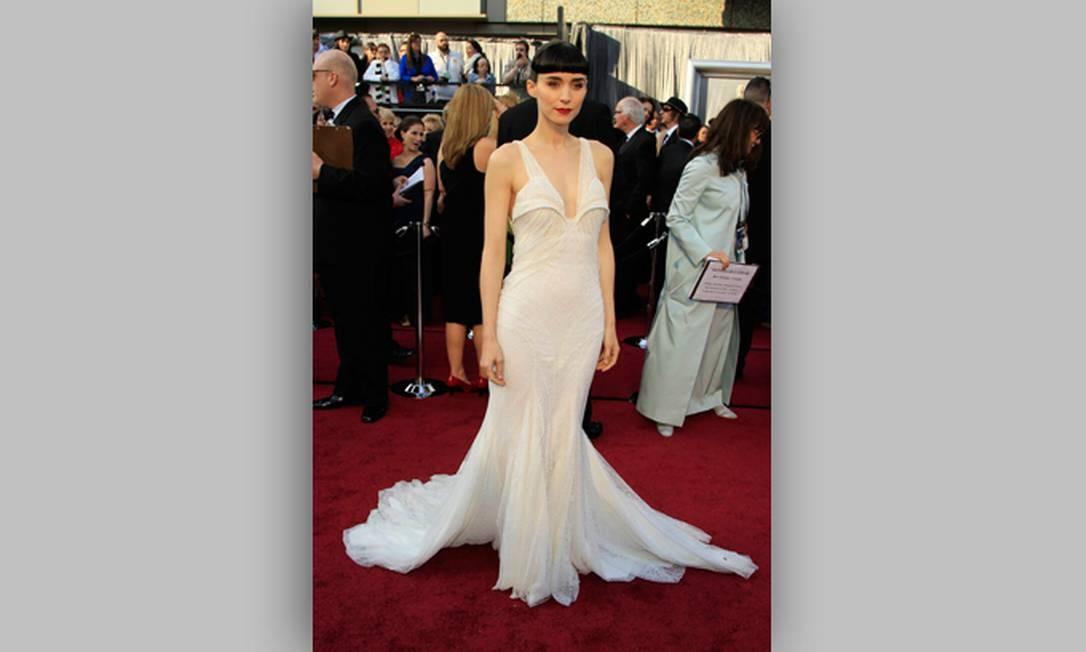 Por sua participação em 'Os homens que não amavam as mulheres', a jovem Rooney Mara foi indicada ao Oscar de melhor atriz Foto: Reuters/Divulgação