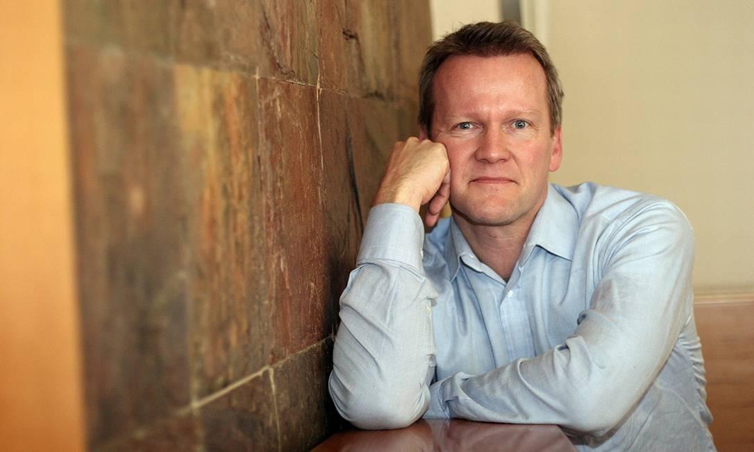 Pasi Sahlberg, diretor de centro de estudos vinculado ao Ministério da Educação finlandês Foto: Divulgação