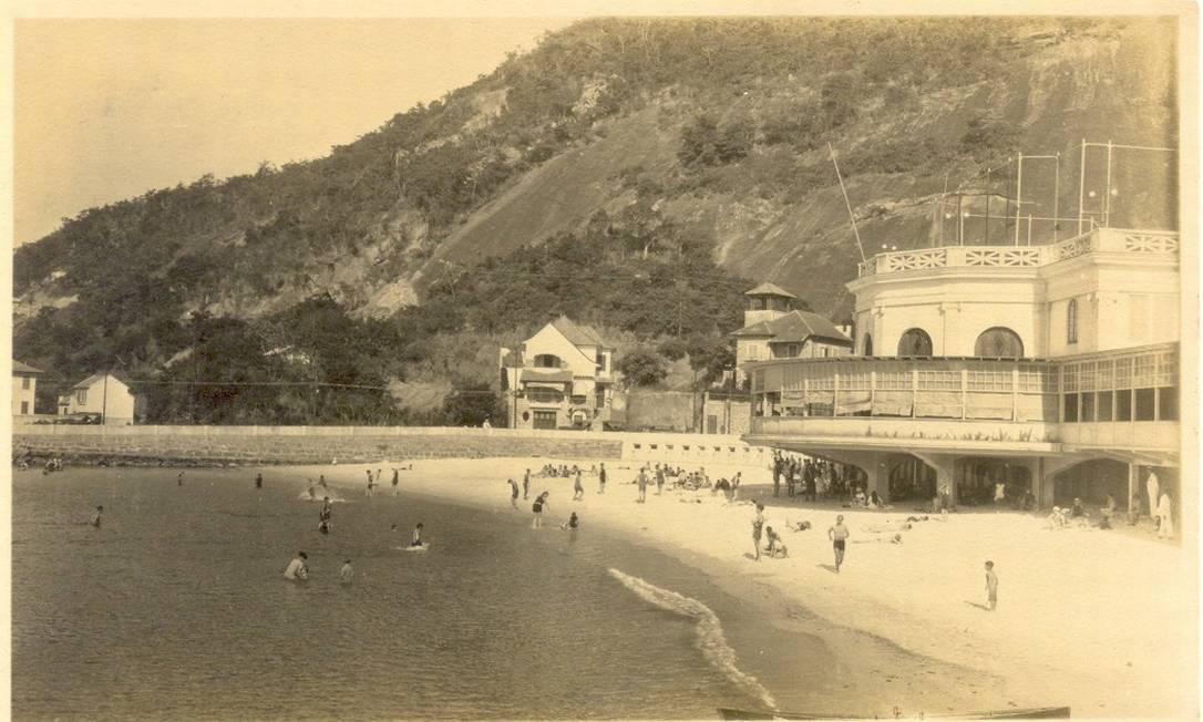 O Cassino da Urca foi transformado por Joaquim Rolla em local glamouroso nos anos 1930 Foto: Divulgação
