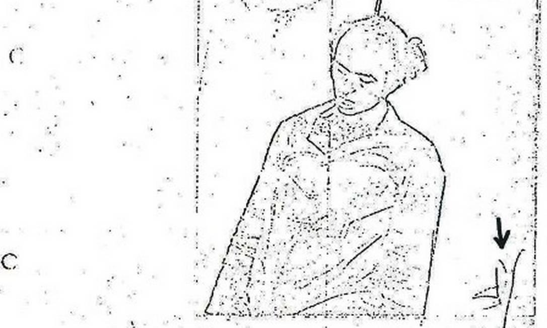Cópia de Herzog enforcado em ângulo inédito Foto: Blog Lei dos Homens