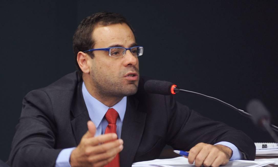O deputado Brizola Neto deve ser o novo ministro do Trabalho. Dilma aguarda apenas uma conversa com o presidente do PDT, Carlos Lupi, para fazer o anúncio Foto: Agência Câmara