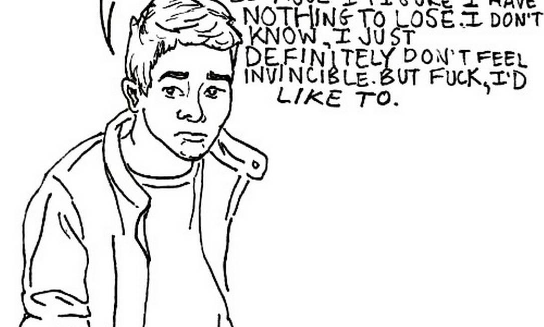 Tumblr Faz Sucesso Com Reflexoes Sobre Angustias Da Adolescencia