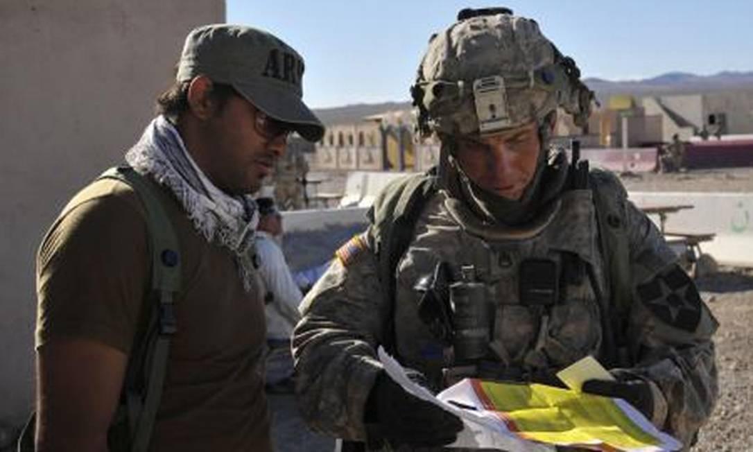 ROBERT BALES (dir.): militar é apontado como autor do massacre de 16 afegãos em Kandahar, no último domingo; Karzai suspeita que houve mais envolvidos Foto: REUTERS