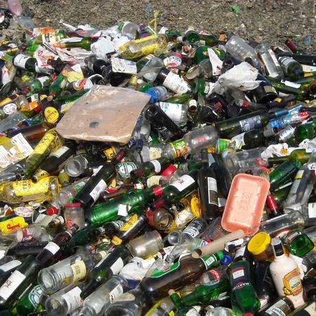 Dados do Eurostat mostram que a média de reciclagem de embalagens de papel, plástico, alumínio, vidro, madeira e metal chegou a 60% na Europa Foto: Paco Colomer