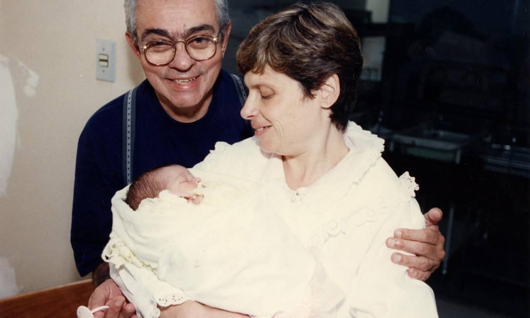 'Meu casamento com Zélia foi um erro', disse Chico Anysio sobre a ex-mulher, com quem teve dois filhos, Vitória e Rodrigo Divulgação / Divulgação