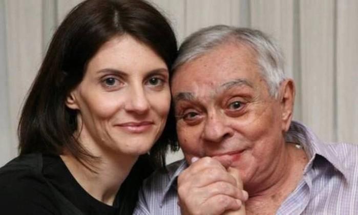 Malga Di Paula, 39 anos mais nova, estava casada desde 1998 Divulgação / Divulgação