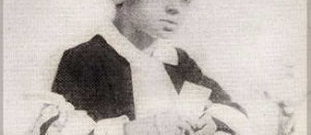 Chico Anysio na Primeira Comunhão Foto: Reprodução