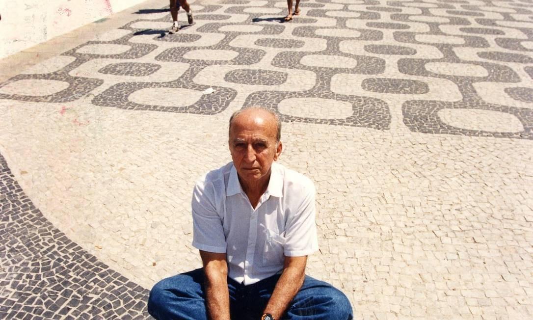 Em seu perfil, seguido por mais de 368 mil pessoas, distribuía as frases que o tornaram famoso, ou que adquiriram fama própria, longe do autor. Foto: Sérgio Moraes / Agência O GLOBO