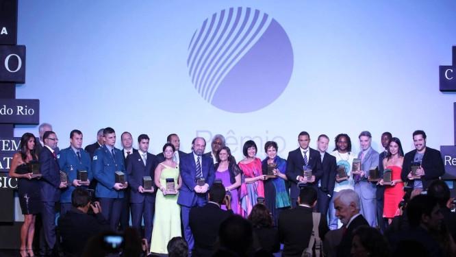 Entrega do prêmio Faz Diferença do jornal O Globo no Hotel Copacabana Palace. Foto: O Globo / Alexandre Cassiano