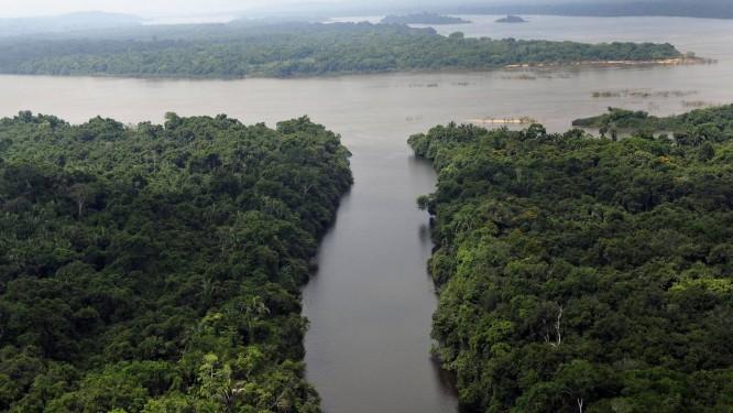 O Parque Nacional Serra do Pardo, no estado do Pará Foto: Divulgação