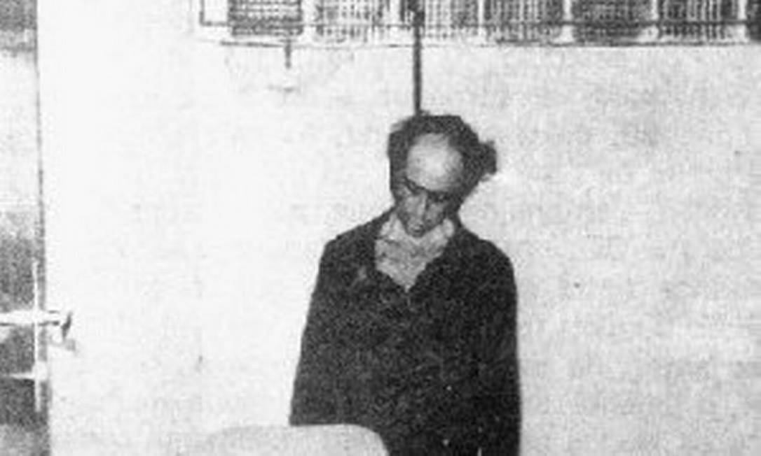 O jornalista Vladimir Herzog foi morto nas dependências do DOI-Codi em São Paulo, em 1975 Foto: Reprodução