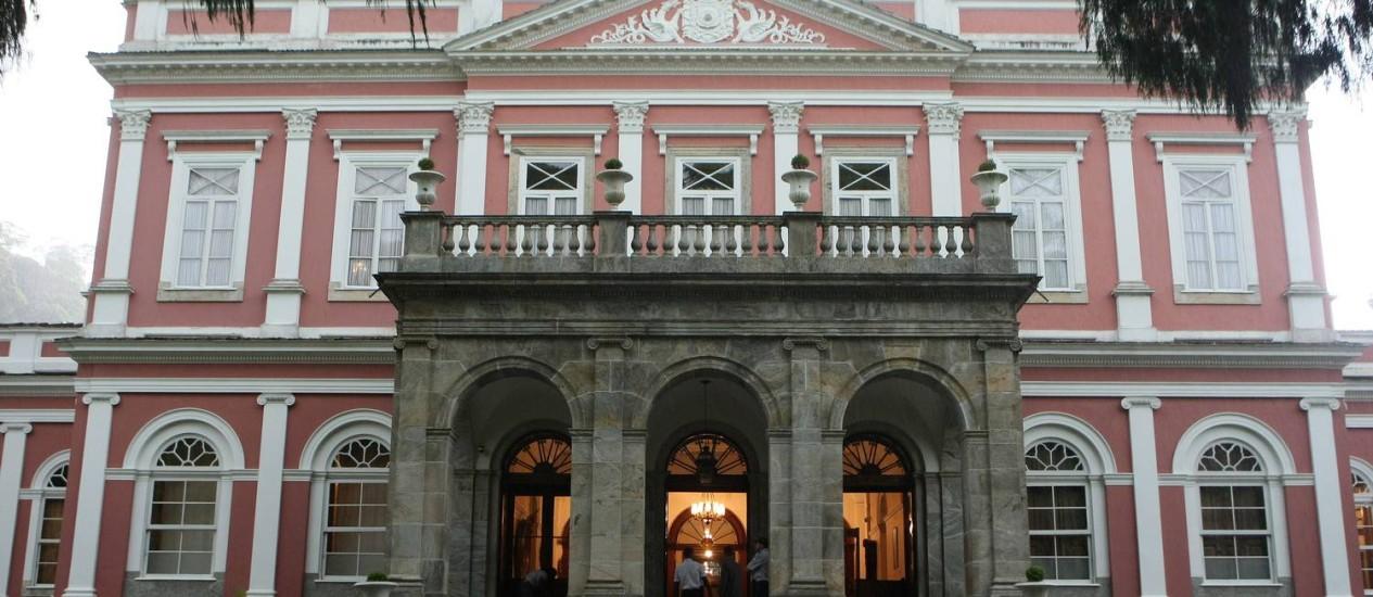 FACHADA DO museu: espaço está entre os mais visitados em 2011, segundo ranking internacional Foto: Felipe Hanower/02-11-2011