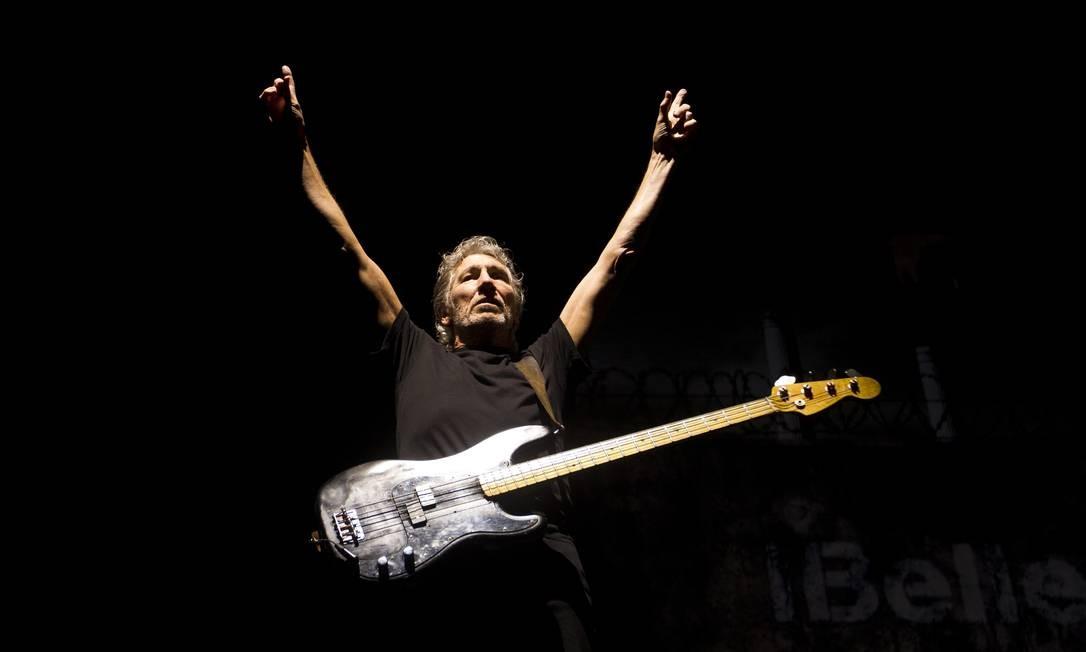 Roger Waters, em entrevista...