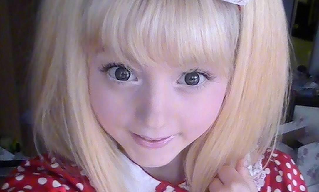 A inglesa Venus morou por algum tempo no Japão, onde reuniu referências do mundo do anime Reprodução