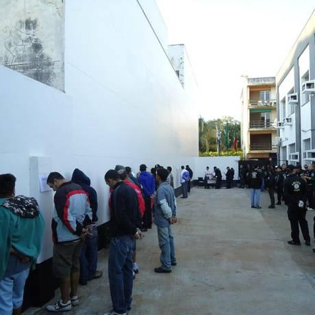 Operação da Polícia Civil do Rio Grande do Sul cumpre 95 mandados de prisão nesta sexta-feira Foto: Divulgação/Polícia Civil do Rio Grande do Sul