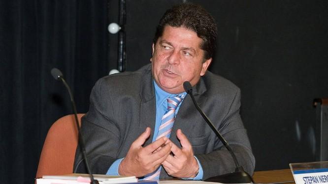 O deputado federal Stepan Nercessian, que admitiu ter recebido empréstimo do contraventor Carlinhos Cachoeira Foto: Divulgação