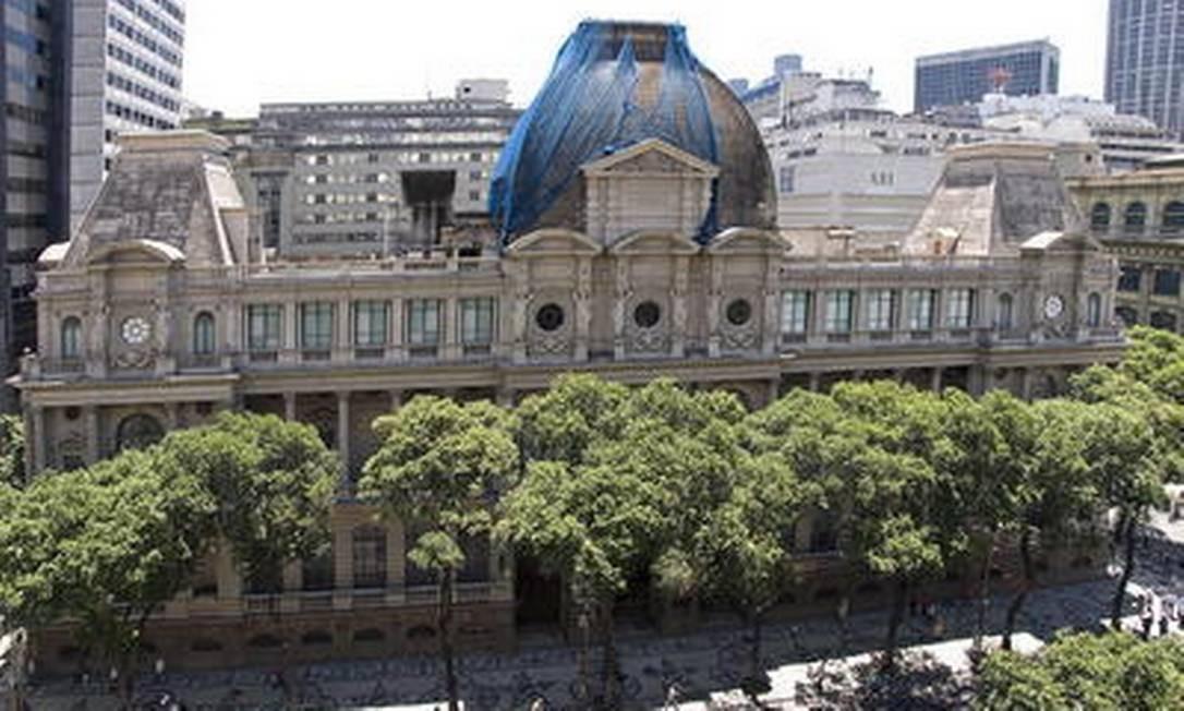 Museu Nacional de Belas Artes, no Centro do Rio Foto: Divulgação