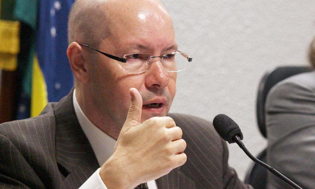 Senador Demóstenes Torres Foto: O Globo / Ailton de Freitas
