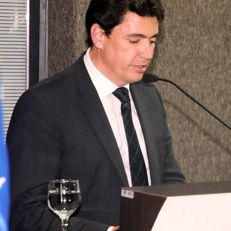 Wilder Pedro de Morais, suplente de Demóstenes Torres Foto: Divulgação