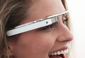 Google Glass: os óculos inteligentes que podem acessar a internet Foto: Reprodução