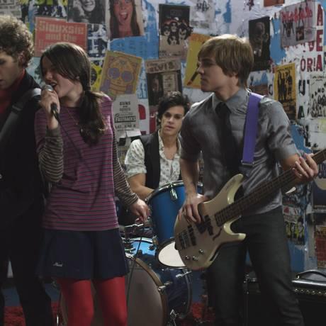 """""""Julie e Os Fantasmas"""": primeira temporada da atração já foi exibida pela Band e pelo Nickelodeon Foto: Divulgação"""