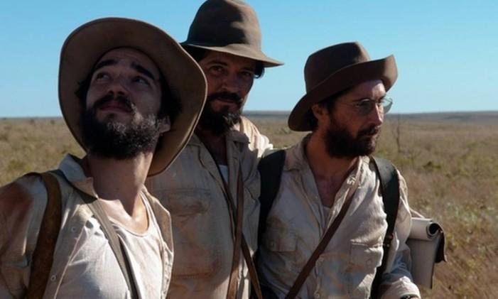 Filme conta a história dos Irmãos Villas-Bôas Foto: Divulgação
