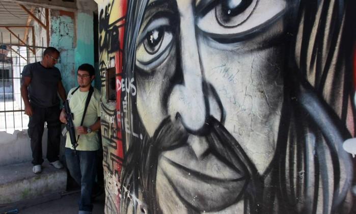 No próximo dia 21, sábado, uma manifestação contra a violência em Niterói está marcada para acontecer na Praia de Icaraí O Globo / Gabriel de Paiva