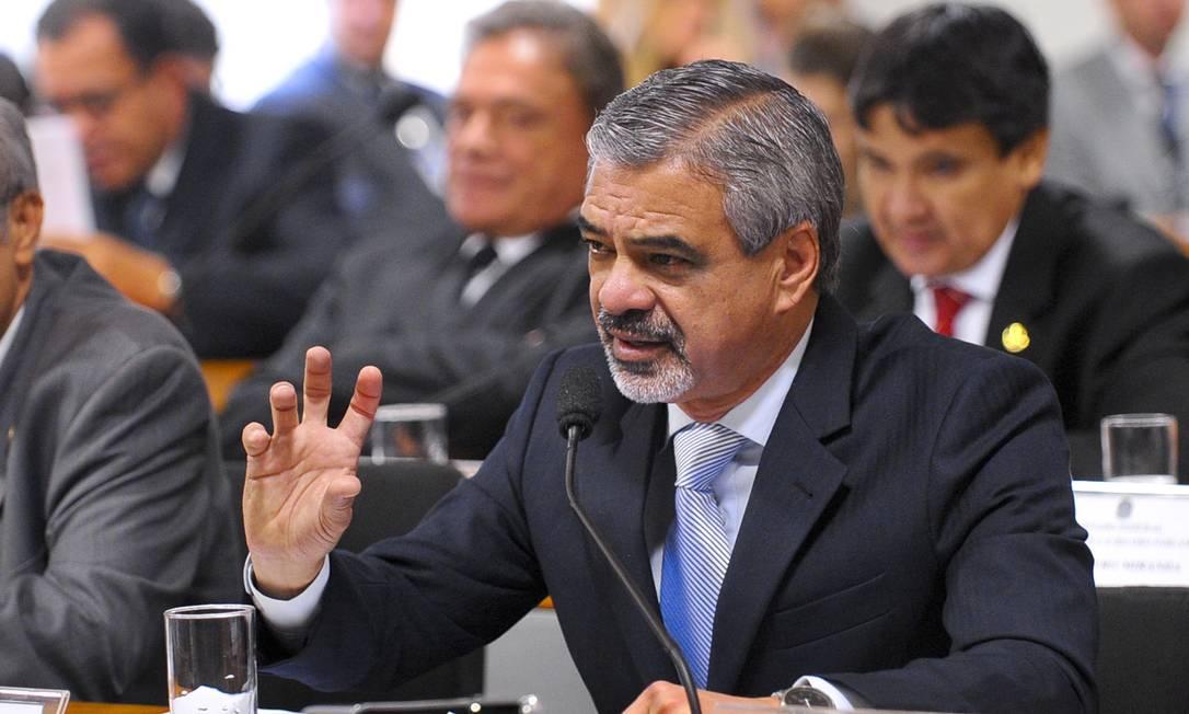 Humberto Costa (PT-PE) aceitou a relatoria do processo por quebra de decoro contra Demóstenes Torres Foto: Agência Senado