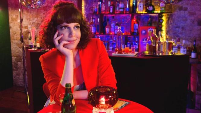 "Natalia Klein é protagonista e roteirista de ""Adorável psicose"" Foto: Multishow/ Kiko Cabral"