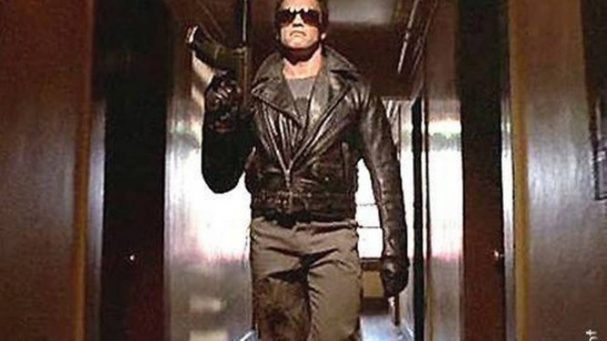 """""""Hasta la vista, baby"""", de """"Exterminador do Futuro 2"""" é uma das frases mais inesquecíveis do cinema Foto: Divulgação"""