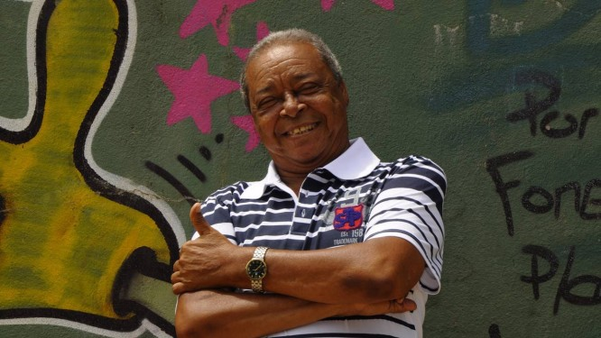 O cantor e compositor Dicró morreu de infarto, aos 66 anos Foto: Divulgação