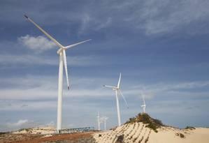 O GIB vai auxiliar no investimento de energia limpa, como a eólica marítima Foto: Divulgação