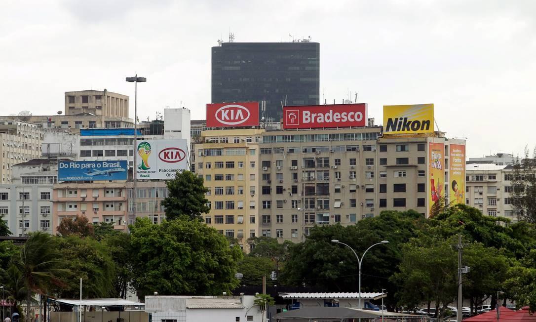 9f3d9535cabd9 Prefeitura proibirá outdoors no Centro e na Zona Sul - Jornal O Globo