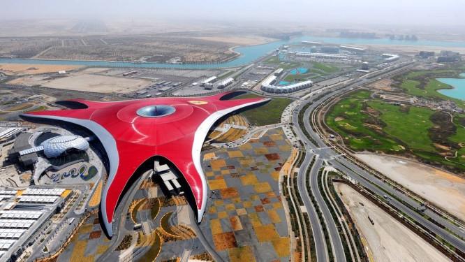 b45cf728d70 Diversão de luxo em Abu Dhabi - Jornal O Globo