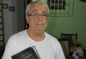 Ex delegado Cláudio Guerra se prepara para virar pastor Foto: Agência O Globo