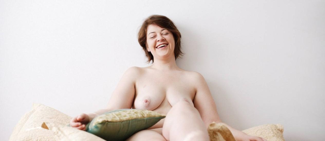 """Uma das mulheres fotografadas por Matt Blum para o seu """"The Nu Project"""" Foto: Matt Blum / Divulgação"""