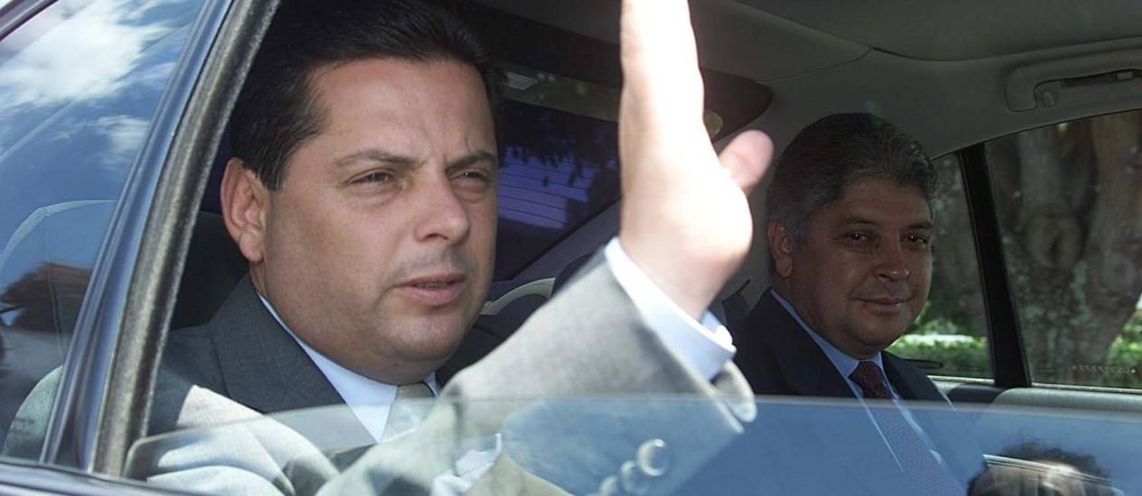 O governador de Goiás, Marconi Perillo, em foto de arquivo Foto: Gustavo Miranda / O Globo