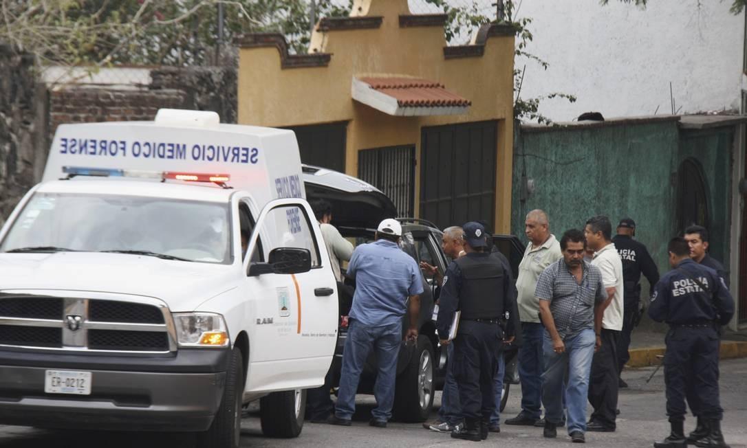 Resultado de imagem para jornalista assassinado no mexico