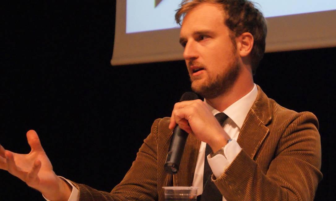"""Gregory Michener: """"Não acredito que a sociedade civil vá usar"""" Foto: Terceiro / Divulgação"""