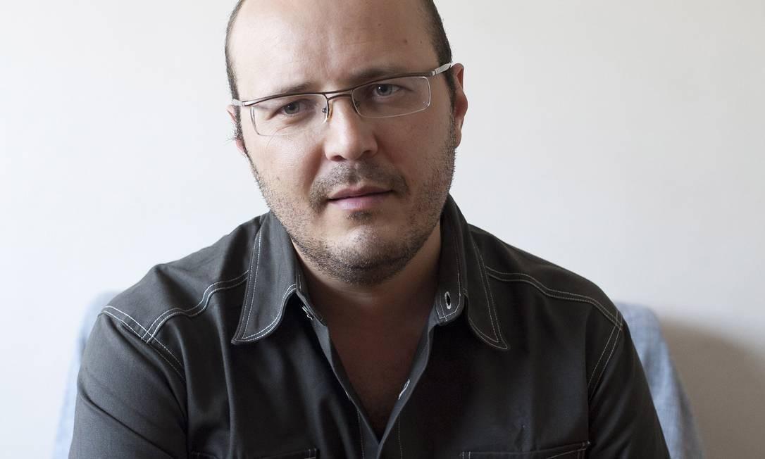 """Fabiano Angélico: """"Faltou divulgação"""" Foto: Terceiro / Arquivo pessoal"""