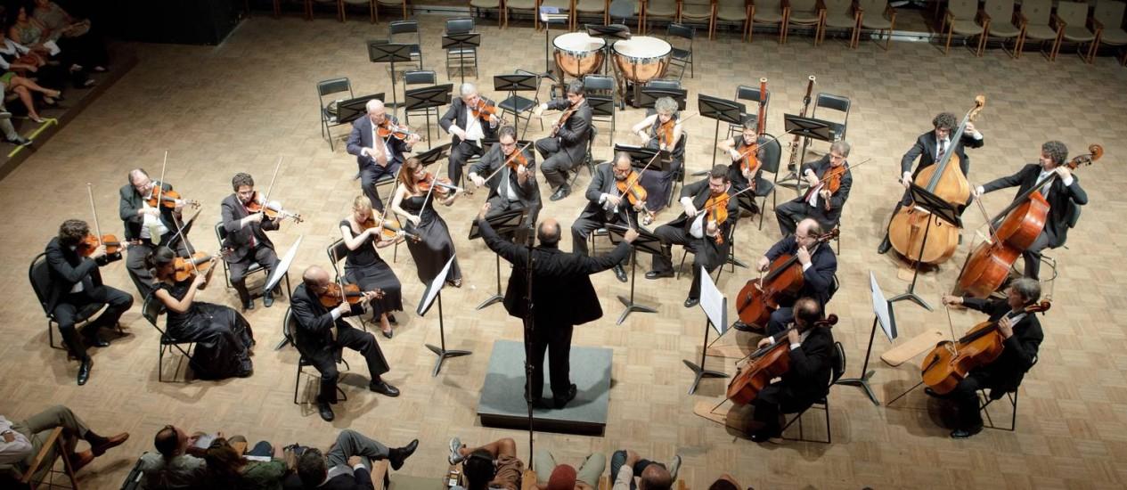 OSB Ópera & Repertório apresenta uma das óperas mais consagradas do mundo Foto: Divulgação