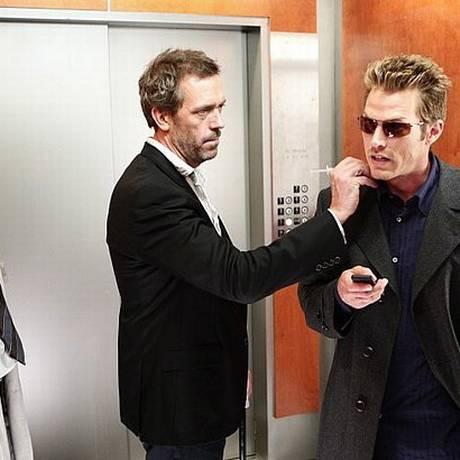 """Cena do episódio """"Living the dream"""", de """"House"""" Foto: Reprodução"""