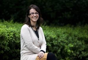 """Carolina Werneck, supervisora de sustentabilidade na White Martins: """"Trabalhar com gestão de meio ambiente é algo desafiador"""" Foto: Guito Moreto / O Globo"""